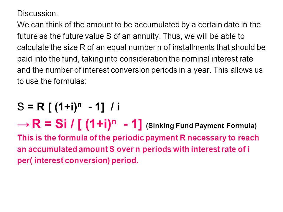 Interest Payment Formula & Bonds 3 Terminology  Bond - Security ...